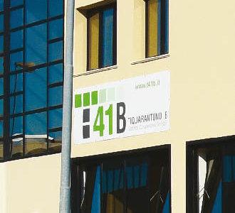 Sabato 25 Novembre T41B inaugura la sua nuova sede