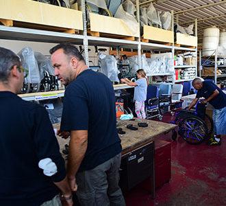 Disabili e lavoro. Al via il primo progetto con la DGR 1475/17