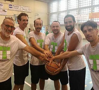 Serata di grande basket a Gabicce. Il team T41B si piazza al secondo posto.